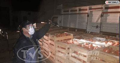 Fiscalía incautó 50.000 kg de productos presumiblemente ingresados al país de manera ilegal