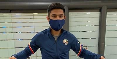 Las primeras palabras de Sergio Díaz en México