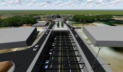 El túnel de Tres Bocas se construirá en diciembre