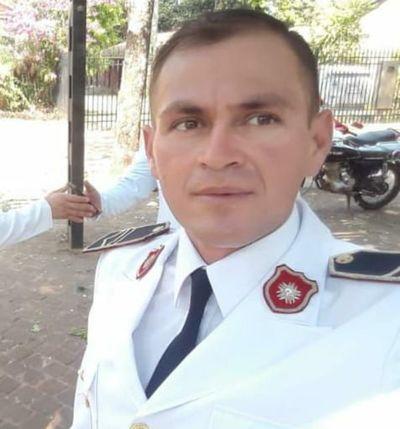 Detienen a sospechoso de asesinato de agente policial en Quiindy