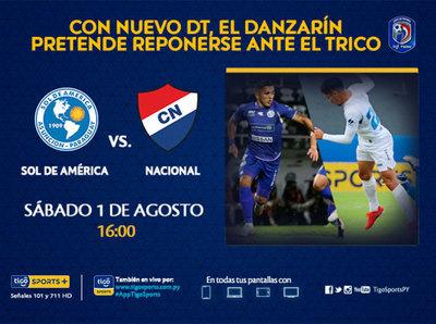 Jornada 11 del Apertura sigue en Villa Elisa