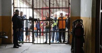 Guardiacárceles en cuarentena denuncian abandono del Ministerio de Justicia