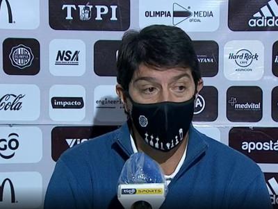 Daniel Garnero sale conforme de Guairá