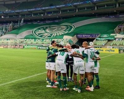 Con Gustavo Gómez, Palmeiras gana y jugará la final del campeonato Paulista