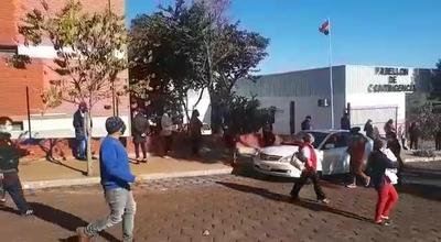 Reportan colapso en sistema sanitario de Alto Paraná