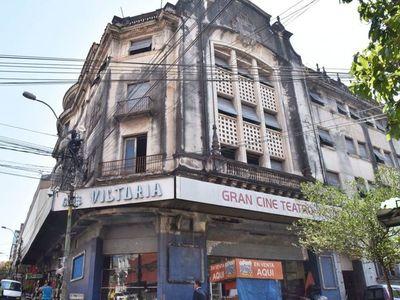 Secretaría de Cultura denunciará a propietarios de ex Cine Victoria