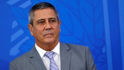 Titular de Casa Civil de Brasil da positivo y ya son siete los ministros de Bolsonaro en contraer el Covid